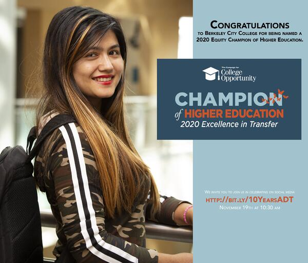 BCC champion of higher education