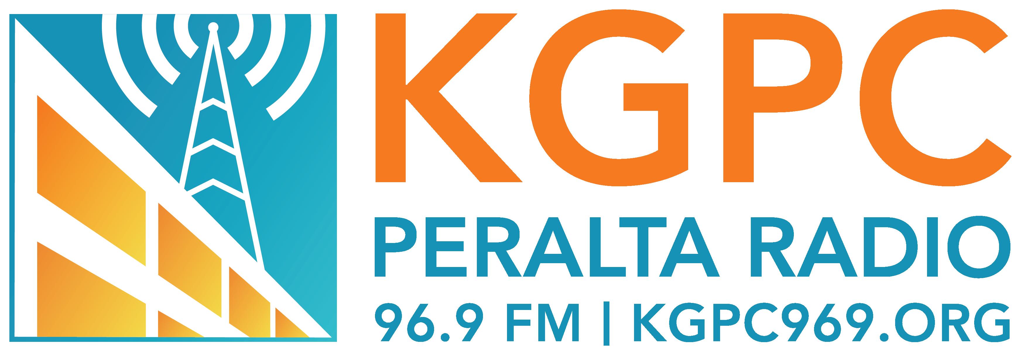 New KGPC radio logo