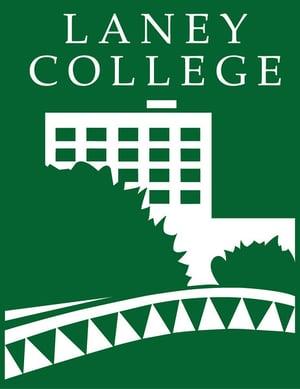 Laney College logo