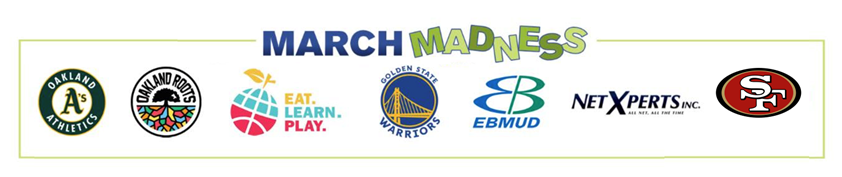 March Madness Sponsors 2021