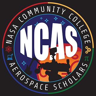 NASA Community College Aerospace Scholars logo