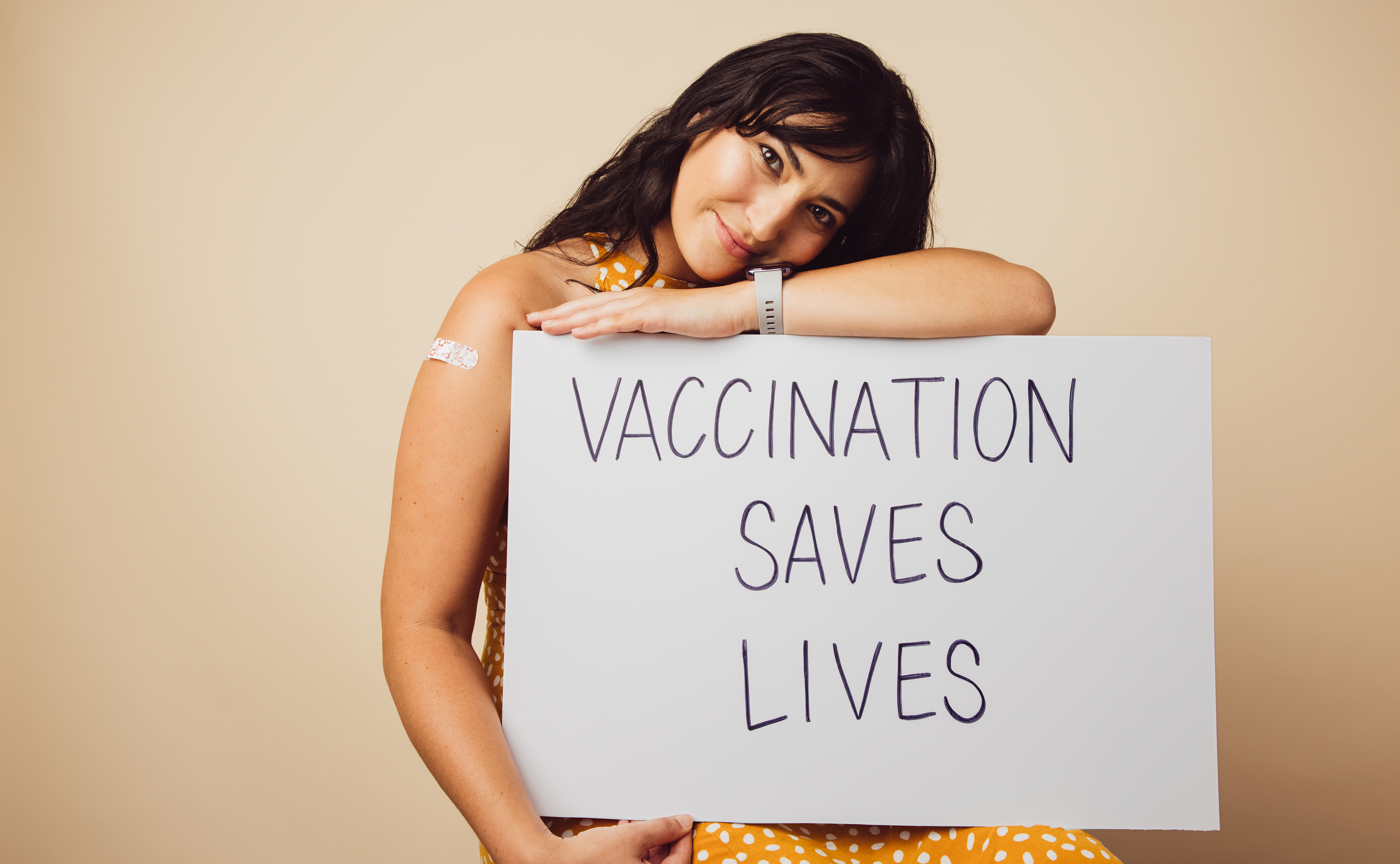 Vaccination Saves Live
